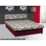 Luxusní postel Mars s úložným prostorem