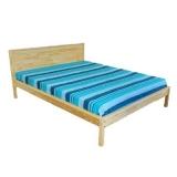 Dřevěná postel z masivu Sabina 8007