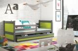 Dětská postel RICO 1 - korpus grafit