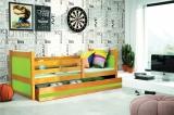 Dětská postel RICO 1 - korpus olše